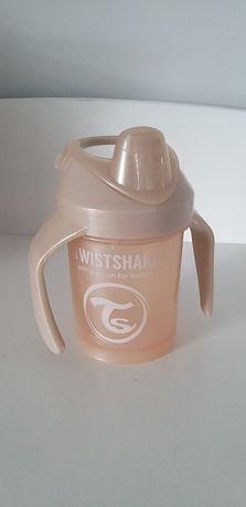 Kubek niekapek Twistshake Pearl Champagne 230ml