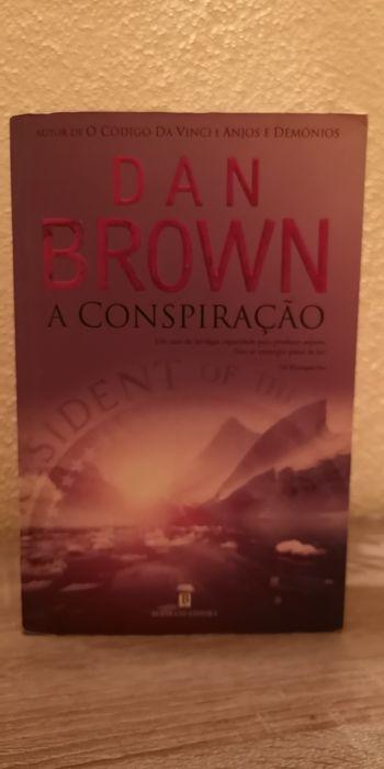 Livro A Conspiração de Dan Brown Parque das Nações - imagem 1