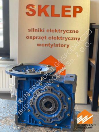 Przekładnia ślimakowa motoreduktor PMRV 150 do 160B5 I=20