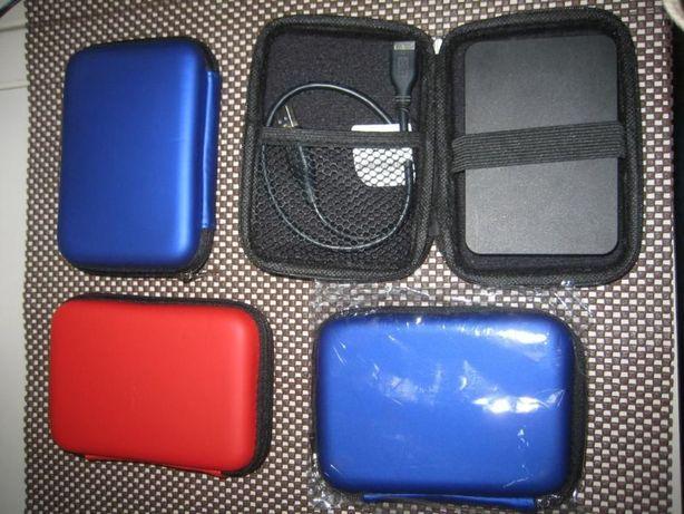 Bolsa Semi Rigida Para Discos Externos E Game Boy Advance