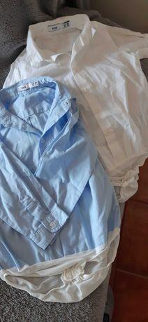 2 Camisas knot menino 24 meses