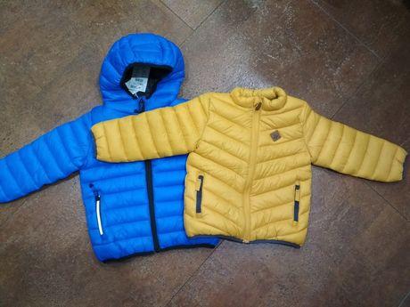 Куртка Reserved Деми демисезонная для двойни близнецов  104