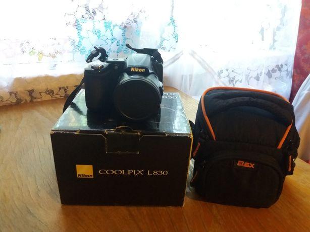 Фотокамера фотоаппарат Nikon L830