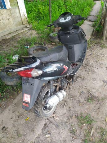 Скутер FADA 80куб