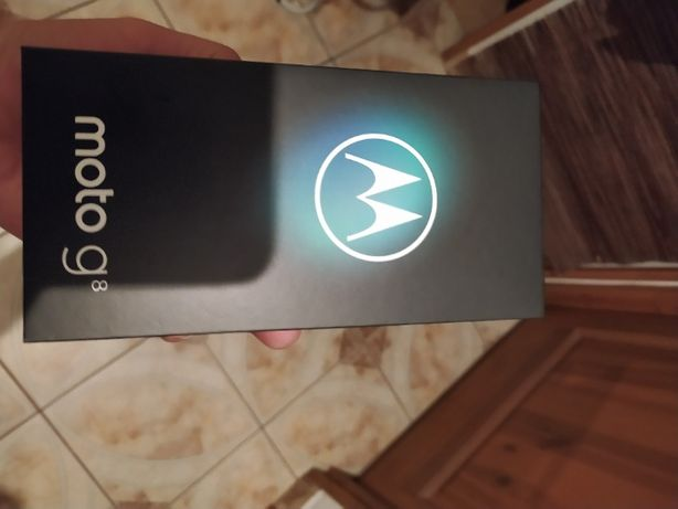 Nowa swieża Motorola g8