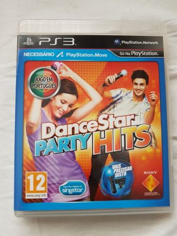 Dance Star Party Hits PS3