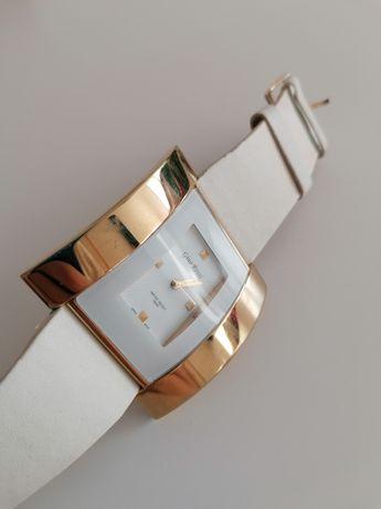 Zegarek biały złoty Gino Rossi