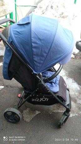 Дитяча прогулянкова коляска joy