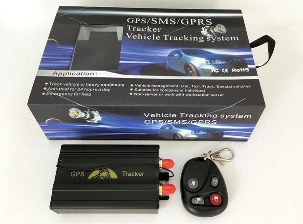 KIT GPS localizador original veiculo,corta-corrente tk103A ENVIO 24H