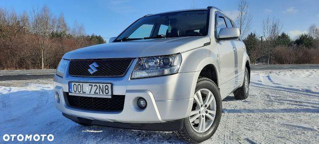 Suzuki Grand Vitara 2006 R 2.0 Benzyna Gaz Sekwencja.4x4.Klima.Lakier Orginal.Raty