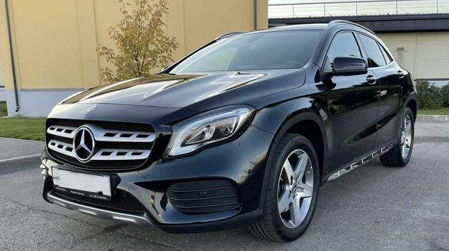 РАЗБОРКA Mercedes-Benz GLA Бампер Решетка Дверь Крыло Фaрa Ляда Хром