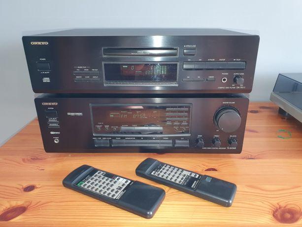 ONKYO DX-7511 TX-SV343 zestaw do kina i stereo - PILOTY