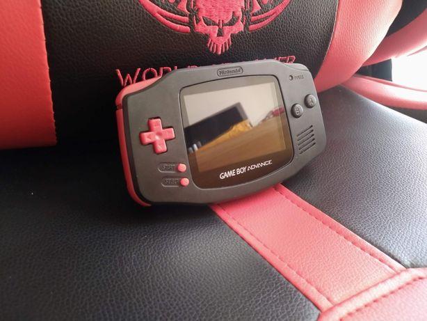Gameboy Advance LCD IPS Funnyplaying V2 - Splatoon 2 costumizado