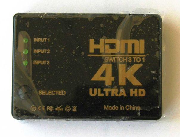 HDMI концентратор