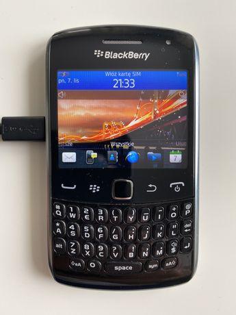Kultowy smartfon BLACKBERRY 9360 Curve RIM stan bdb kolekcjonerski