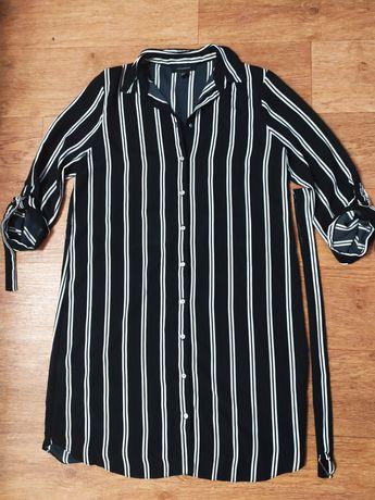 Платье рубашка, 44 р.