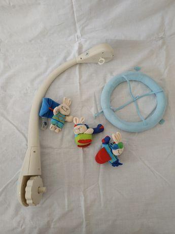 Детская музыкальная карусель Cicco на кроватку