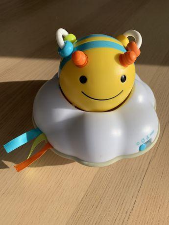 Skip Hop, Explore&More, zabawka interaktywna do raczkowania Pszczółka