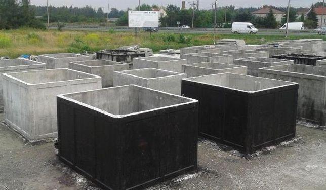 Zbiornik betonowy na szambo,Zbiorniki na deszczówkę,Tanie Szamba.