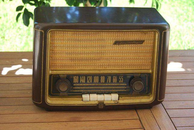 Rádio Antigo Válvulas - Grundig type 945W