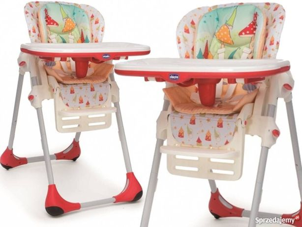 Стульчик кресло для кормления стільчик для годування chicco polly