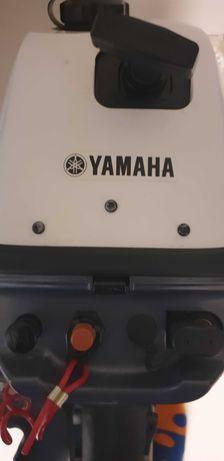 Silnik zaburtowy YAMAHA 6 kM. 4-Suw.  2012r.