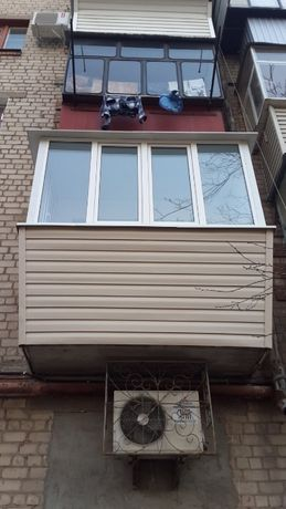 Балконы Зеленодольска.
