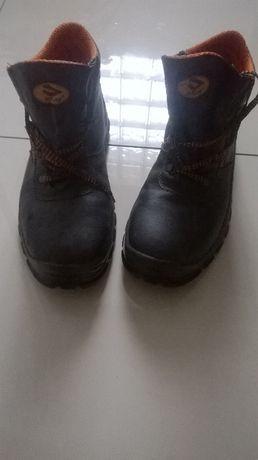 Nowe buty robocze bicap