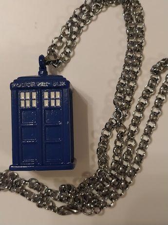 """Кулон """"Тардис"""" из Доктора Кто (""""Tardis"""", """"Doctor Who"""") 2 штуки"""