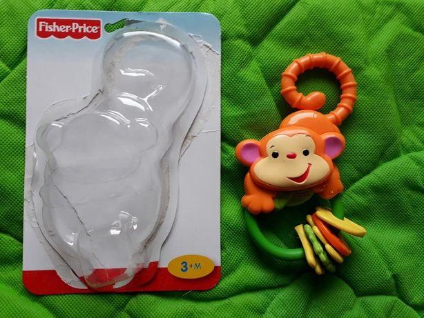 Małpka Fisher Price