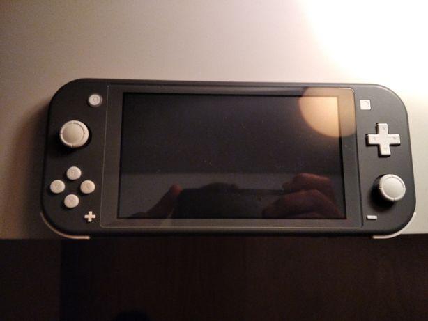 Nintendo Switch lite NOVA + 2 jogos + protector de ecrã