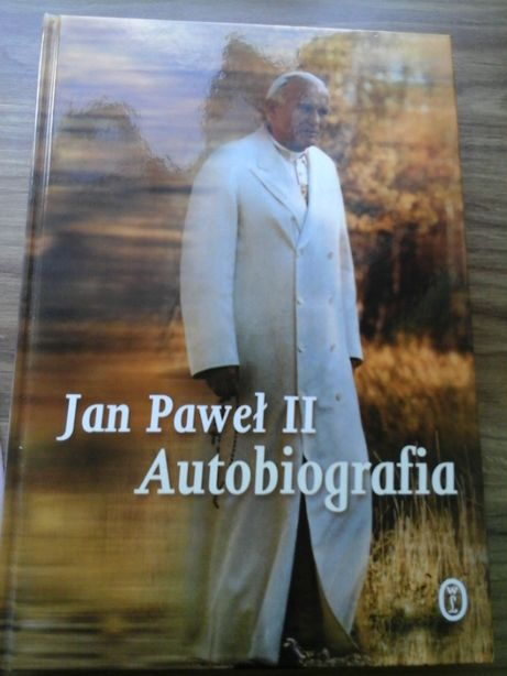 Jan Paweł II. Autobiografia. Wyd. Literackie