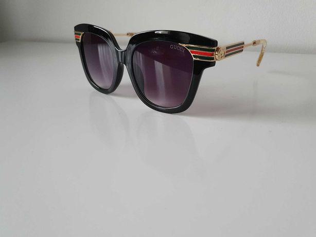 Oprawki GUCCI- okulary przeciwsłoneczne- filtr UV400