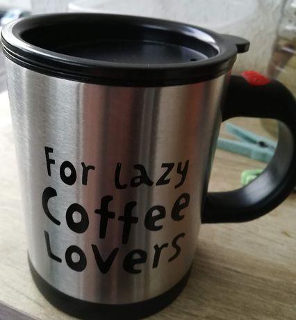 Caneca de café misturadoura