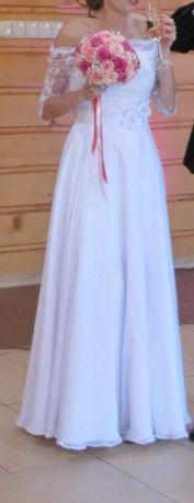 Suknia ślubna 3 częściowa