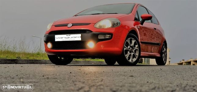 Fiat Punto Evo 1.2 Racing Kit Sport