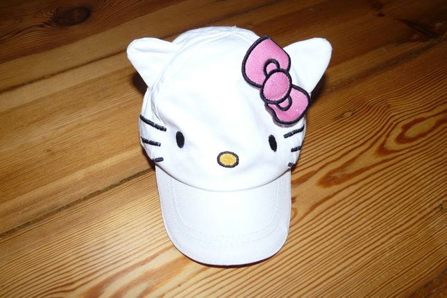Czapka z daszkiem H&M - Hello Kitty