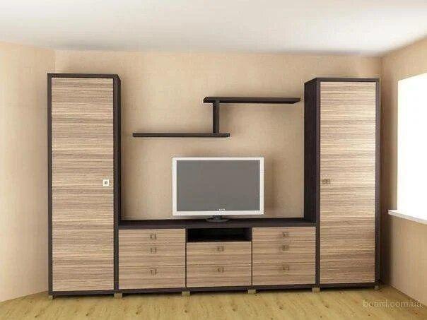Сборка корпусной мебели, шкафов-купе и кухонь