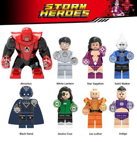 Coleção Bonecos / Minifiguras Super Heróis nº89 - compativeis com Lego