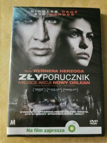 Film DVD Zły porucznik