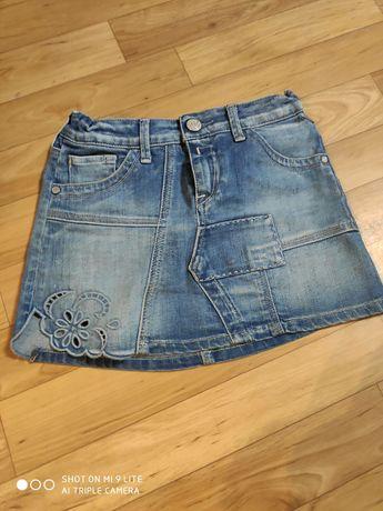 Юбка джинсовая фирменная