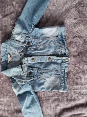 Джинсовый пиджак, джинсовая курточка