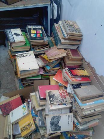 Książki stare i nie tylko