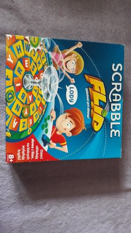 Gra Scrabble  Flip