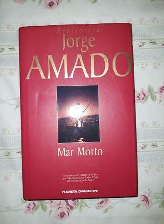 """livro """"Mar Morto"""", de Jorge Amado"""