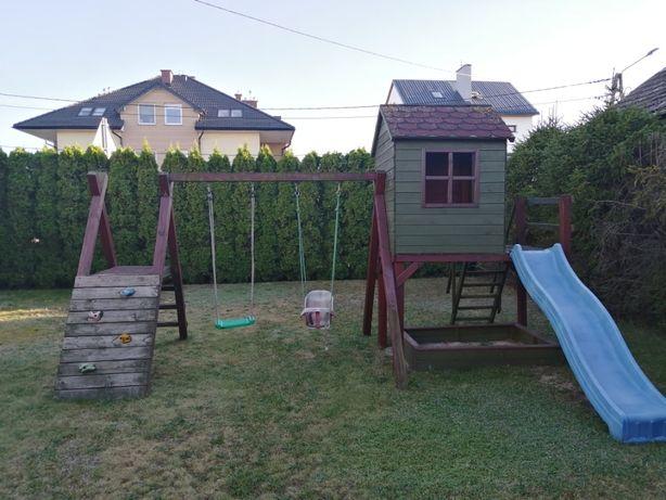 Huśtawka ogrodowa Plac zabaw