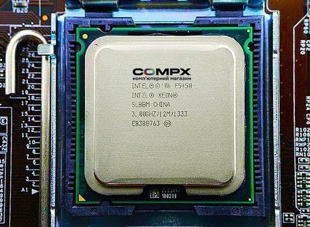 Живий! 775! Процесор Intel Xeon E5450 (E3400  5440 Q6600) СompX!
