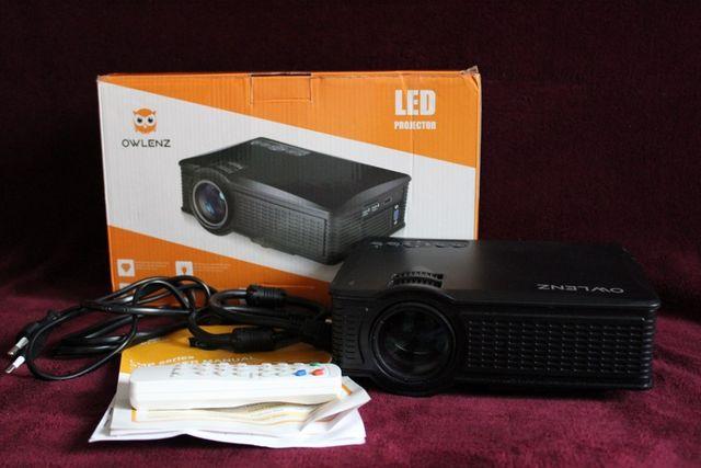 Projektor/Rzutnik Owlenz SD150 LED 1280 x 720px 2400 lm LCD