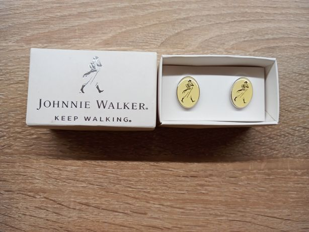 Spinki do mankietów Johnny Walker