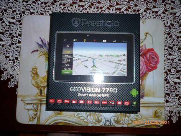 Nawigacja samochodowa Prestigio Geovision 7780